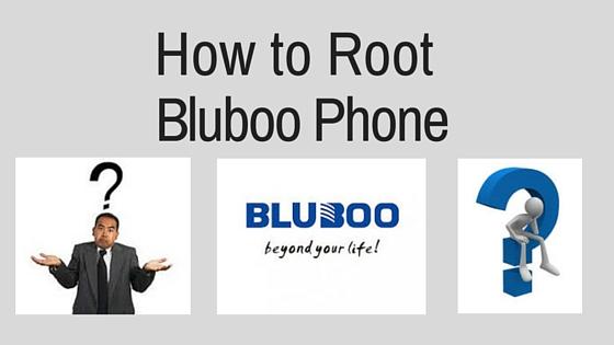 root Bluboo Phone