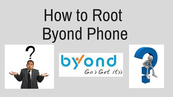 root Byond Phone