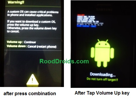 Download CF Root file for Samsung galaxy