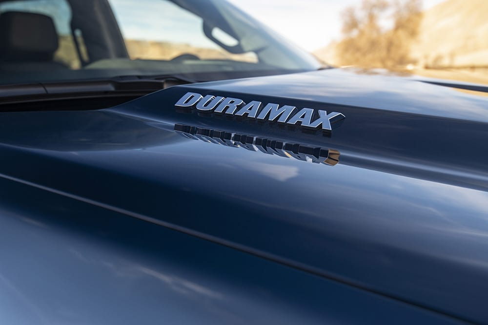 Are there any design flaws in a Duramax diesel?